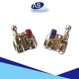 Corchete estándar del producto del metal ortodóntico del corchete mini
