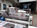 Автоматические 3 линии пластичный мешок тенниски делая машины