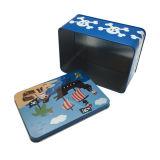 Embalagem de lata Embalagem Impressão personalizada Embalagem de estanho de metal