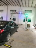 Type véhicule de portique de machine de rayon X et système de lecture de véhicule
