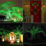 Im Freiengarten 2017, der multi Farben-Weihnachtslicht-Laser-Projektor für Garten-Rasen-Pool/Haus/Baum/Park beleuchtet