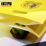 Sacs en papier personnalisés pour cadeaux / magasin de vêtements / sac à provisions