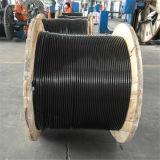 Alumínio Termorresistente XLPE Bainha em PVC de isolamento do fio do cabo de alimentação