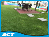 庭の人工的な草L40-Cのための耐久の総合的な泥炭