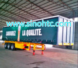 3 Axles Dry Van Semi Trailer (30 Ton)