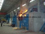 アルミ合金の炉のための電気誘導の製錬所