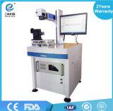 Heiße verkaufende preiswerte Faser-Laser-Markierungs-Maschine für Anminal Ohr-Marken, Plastik, Autoteile