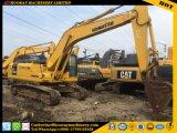 Excavador de segunda mano PC200-7, excavador usado PC200-7, excavador usado de KOMATSU de la correa eslabonada