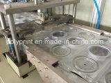 Tapa plástica de la taza de los PP que forma la máquina