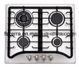 Di cartello dell'acciaio inossidabile della fresa del gas dell'articolo da cucina (JZS4504)