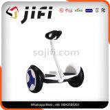 装飾的なライトが付いているBluetooth 2の車輪の自己のバランスをとるスクーター