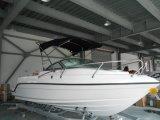Barca bassa esterna di Linning della baracca modellata Maintanance dell'imbarcazione a motore di sport