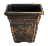正方形プランター植木鉢(KD2401S-KD2403S)