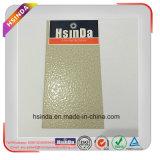 Blanco Amarillo textura de martillo Decoración de pintura en polvo interior Pintura en polvo