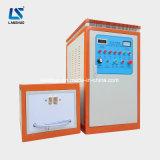 máquina de aquecimento de alta freqüência da indução de 60kw IGBT para a barra de cobre