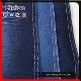 tessuto di lavoro a maglia francese del denim del Terry di colore blu di 97%Cotton 3%Spandex