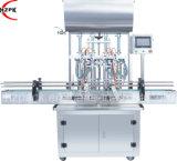 Máquina automática de llenado de pasta líquida