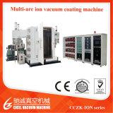 El magnetrón que farfulla metalizando la máquina de capa de Ipg de la máquina/del reloj/el magnetrón farfulla la máquina de la vacuometalización de PVD