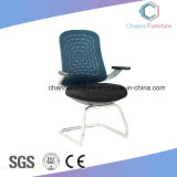Erschwinglicher Preis-moderner orange Büro-Projekt-Möbel-Ineinander greifen-Stuhl