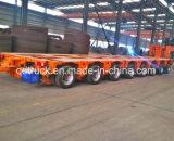 300 toneladas de reboque modular com central hidráulica