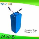 Bateria recarregável de lítio Ion AA 18650 com capacidade total 2500mAh