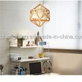 Lámpara pendiente del proyecto del estilo de madera moderno de Decoative Italia