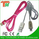 Micro cavo del caricatore del cavo 8pin del USB di qualità originale per il caricatore Ios8 di iPhone