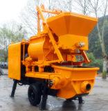 Bewegliche mobile Schlussteil Electricial Betonmischer-Pumpe Jbt40