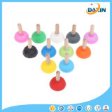 Unique OEM Design Toilet Plug Shape Sucker Silicone Phone Holder