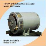 генератор оборудований топления 120kVA 24-Pole индуктивный безщеточный (альтернатор)