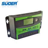 Suoer 48V 30A Solaraufladencontroller (ST-C4830)