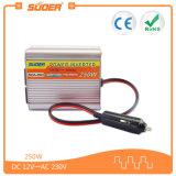 Suoer 12V 250W del inversor de la potencia del coche de la red con el socket doble (SDA-250A)