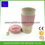 500ml 18oz comerciano la tazza all'ingrosso di caffè di immaginazione della fibra del frumento di alta qualità biodegradabile