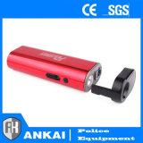 USB самозащитой перезаряжаемые оглушает функции электрофонаря пушки СИД красные