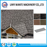 新製品の電流を通された鋼板の鉄片金属の屋根瓦