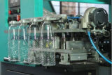4 구멍 반 자동 플라스틱 애완 동물 병 중공 성형 기계
