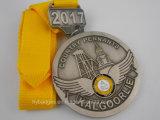 Moneta militare dell'esercito, medaglia annuale della concorrenza (GZHY-Coin-004)