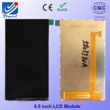 5.5inch 720*1280の解像度はTFT LCDのモジュールLCDの表示のタッチ画面をカスタマイズした