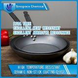 Revestimiento antiadherente de cerámica negra de una sola capa (C-105)