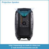 12 polegadas Portable Active PA System Wireless Speaker com bateria