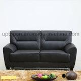 Il sofà nero commerciale ha impostato con la tappezzeria di cuoio dell'unità di elaborazione (SP-KS365)