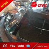 máquina industrial do equipamento da fabricação de cerveja de cerveja 3000L para o ofício