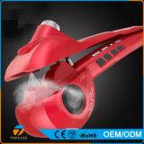 Nuevo diseño del bigudí de pelo con el rodillo de cerámica de vapor Spray Magic Hair Curling tubo de vapor Rizos Styler