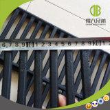 600*600mm De Vloer van het Gietijzer met Uitstekende kwaliteit van de Apparatuur van het Varken