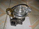 OEM 124100-3340日立Ex220-5のための09102801のエンジン部分のターボチャージャー
