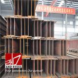Feixe Wf JIS/GB do material de construção H do frame de aço