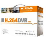 tempo real híbrido 1080P Ahd DVR do IP do CCTV DVR Cvi Cvbs de 16CH 1080P Tvi (62B16H80P)