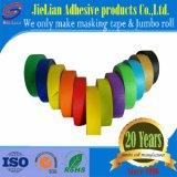 Cinta adhesiva de los colores múltiples para la pintura decorativa