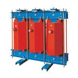 Изготовление трансформатора для Sc (b) трансформатор сухого типа отливки эпоксидной смолы 9 серий типа 6-10kv 100kVA