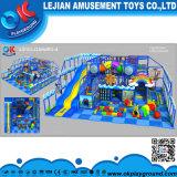 専門の高品質の子供の屋内運動場デザイン(T1604-1)